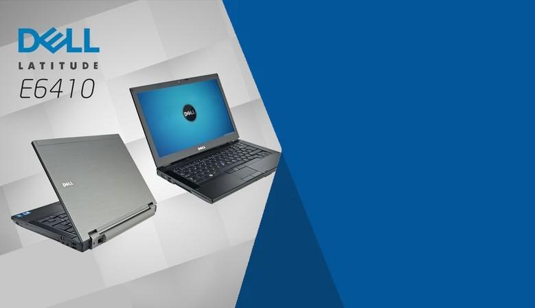 Laptop Dell e6410 | لپ تاپ دل e6410